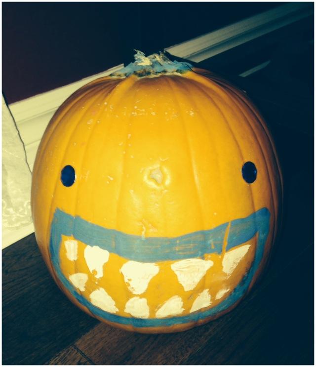 Eason pumpkin