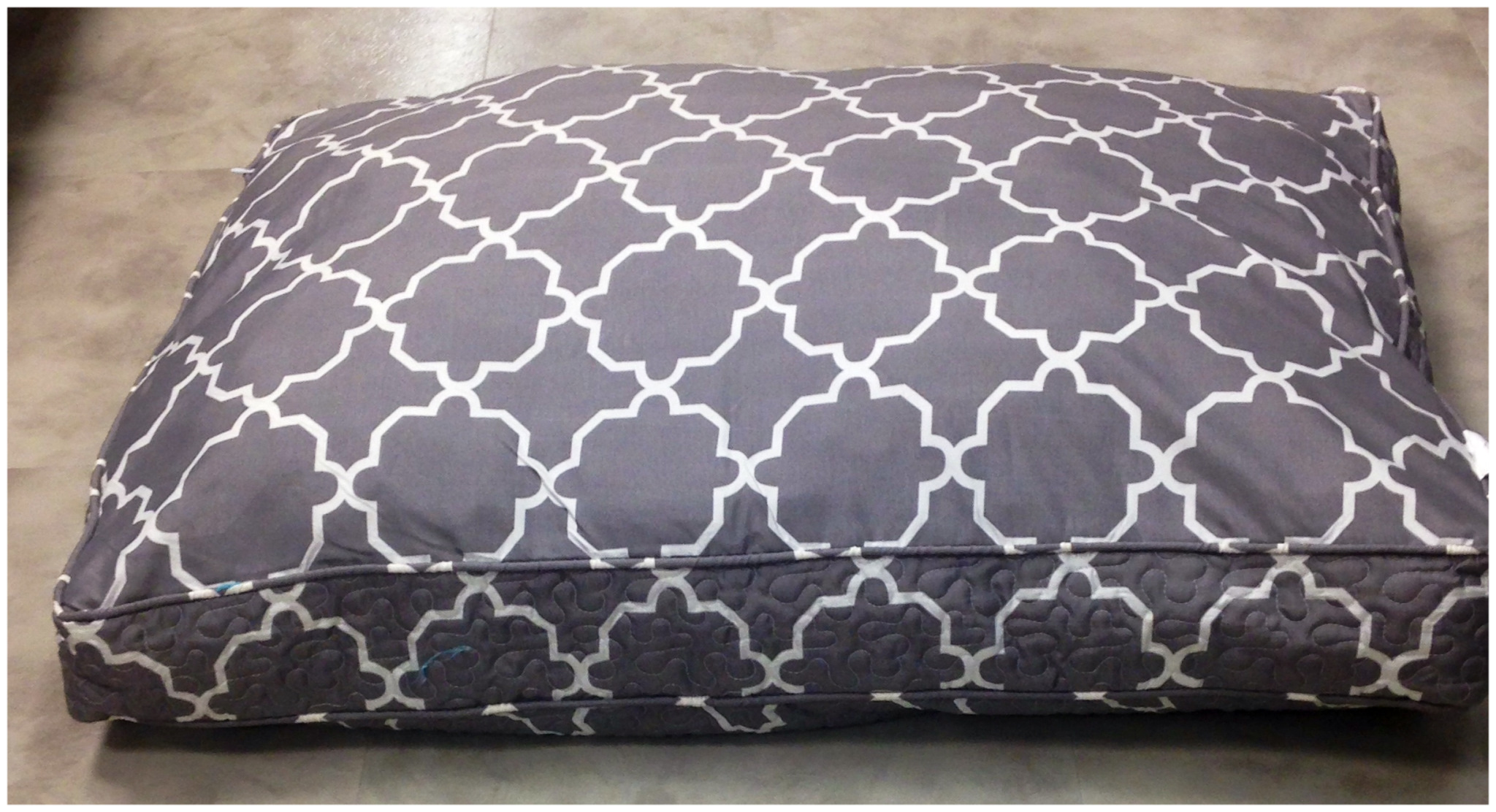 Throw Pillows Homesense : this is actually a dog bed. I have one in my son s room for his reading nook. It is perfectly ...